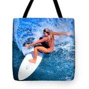 S Brooke Tote Bag