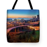 S For Seattle Tote Bag