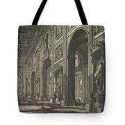 S. Giovanni In Laterano. Interior Tote Bag