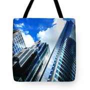 S. Wacker Drive Tote Bag