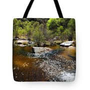 Sabino Creek Tote Bag