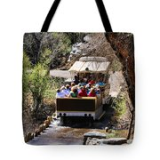 Sabino Shuttle Tote Bag