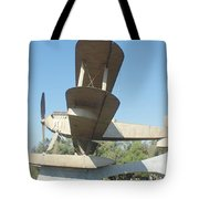 Sacadura Cabral And Gago Coutinho Monument Tote Bag