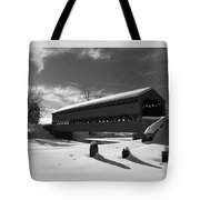 Sach's Covered Bridge Tote Bag