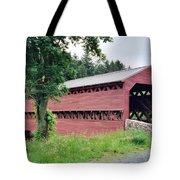 Sachs Covered Bridge  Tote Bag