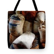 Sacks Of Feed Tote Bag