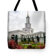 Sacramento Red Tote Bag