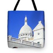 Sacre Coeur Closeup Tote Bag