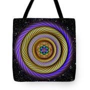 Sacred Geometry 405 Tote Bag