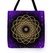 Sacred Geometry 473 Tote Bag