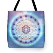 Sacred Geometry 564 Tote Bag
