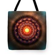 Sacred Geometry 586 Tote Bag