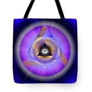 Sacred Geometry 642 Tote Bag