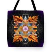 Sacred Geometry 701 Tote Bag