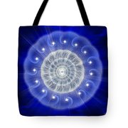 Sacred Geometry 77 Tote Bag