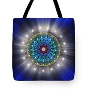 Sacred Geometry 79 Tote Bag