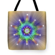 Sacred Geometry 83 Tote Bag