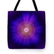 Sacred Geometry 93 Tote Bag