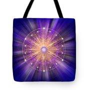 Sacred Geometry 94 Tote Bag