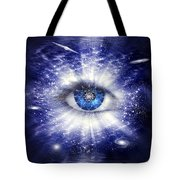Sacred Geometry 95 Tote Bag