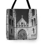 Sacred Heart Cathedral - Newark,new Jersey Tote Bag