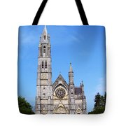 Sacred Heart Church Roscommon Ireland Tote Bag