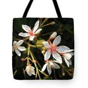 Sacred Heart Flowers Tote Bag