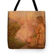 Sacred Lands Tote Bag