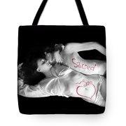 Sacred Love Tote Bag
