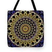 Sacred Mandala Tote Bag