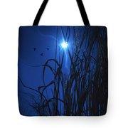 Sacred Moon... Tote Bag