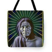 Sacred Native Tote Bag