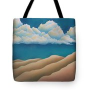 Sacred Night Tote Bag