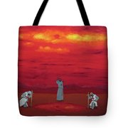 Sacred Pool Tote Bag
