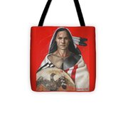 Sacred Power Tote Bag