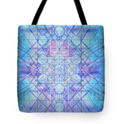 Sacred Symbols Out Of The Void A3c Tote Bag