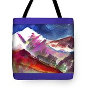 Sacredness Tote Bag