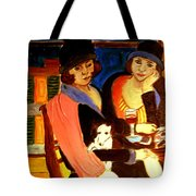 Sad Cafe Tote Bag
