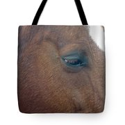 Sad Eyed Tote Bag