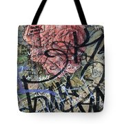 Sad Rose ... Tote Bag