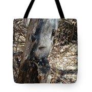 Sad Tree Tote Bag