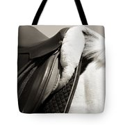 Saddle And Softness Tote Bag