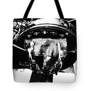 Saddle Bag Style Tote Bag