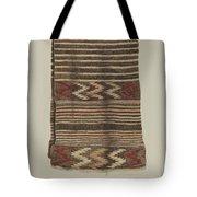 Saddle Blanket Tote Bag