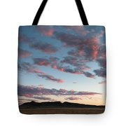 Saddle Butte Tote Bag