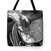 Saddle Tote Bag