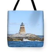 Saddleback Ledge Light Tote Bag