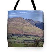 Saddleback Mountain Tote Bag