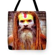 Sadhu Tote Bag