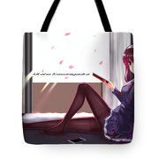 Saekano How To Raise A Boring Girlfriend Tote Bag